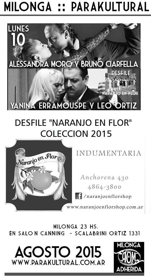 Tour Buenos Aires 2015