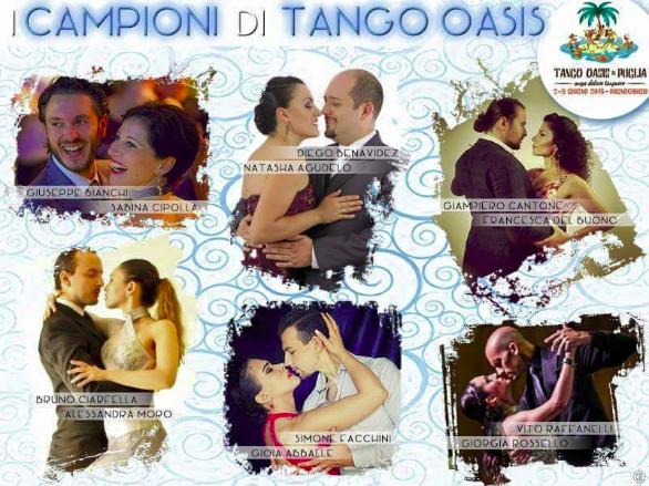 Tango Oasis 2016